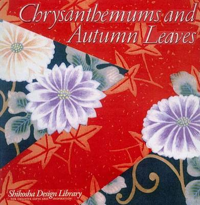 Chrysanthemums and Autumn Leaves by Ichiro Tanimoto image