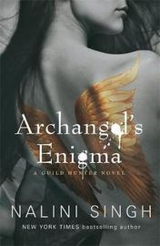 Archangel's Enigma by Nalini Singh image