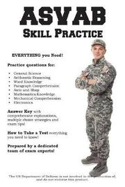ASVAB Skill Practice by Complete Test Preparation Inc image