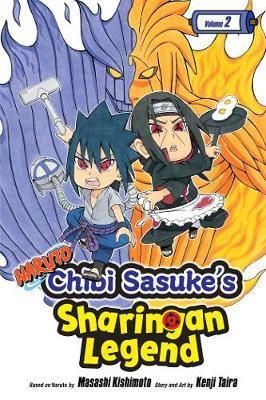 Naruto: Chibi Sasuke's Sharingan Legend, Vol. 2 by Kenji Taira image