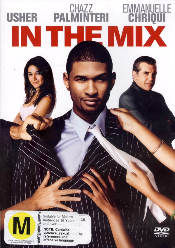 In The Mix on DVD image