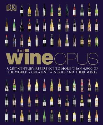 The Wine Opus by DK
