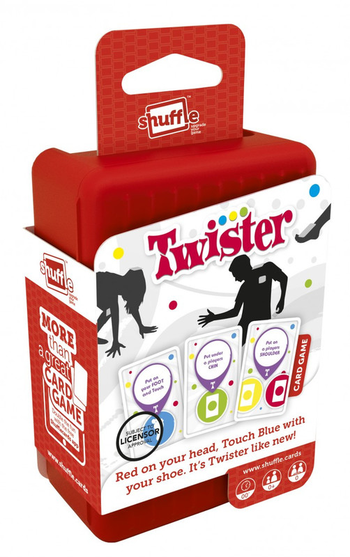 Shuffle: Twister - Card Game