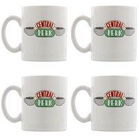 Friends: Central Perk Espresso Mug Set