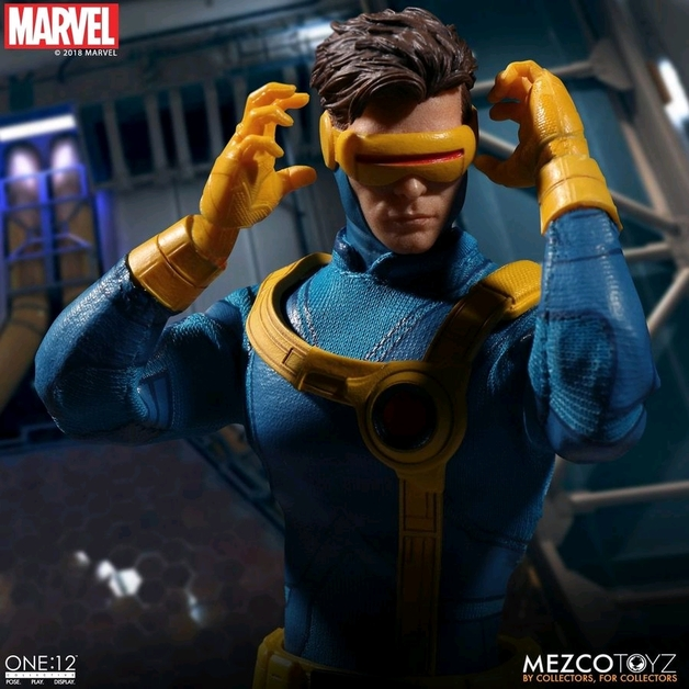 Marvel: Cyclops - One:12 Collective Figure