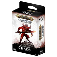 Warhammer TCG Age of Sigmar Champions: Campaign Deck Chaos