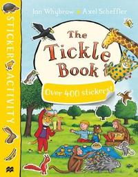 The Tickle Book Sticker Book by Ian Whybrow image