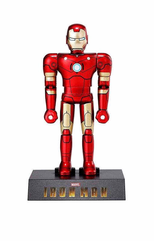 Iron Man Mark 3 - Chogokin Heroes Action Figure