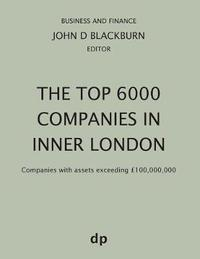 The Top 6000 Companies in Inner London