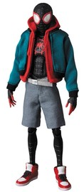 Spider-Man: Miles Morales - Mafex Action Figure