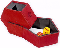 Catan Accessories: Dice Hexatower - Red
