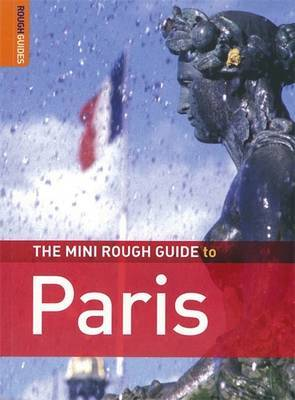 The Mini Rough Guide to Paris by Ruth Blackmore image