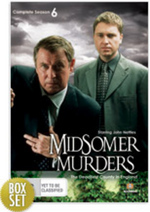 Midsomer Murders - Complete Season 6 (3 Disc Box Set) on DVD