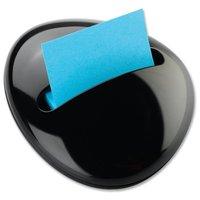 Post-it Pop-Up Dispenser - Black Pebble