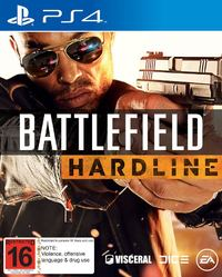 Battlefield Hardline for PS4