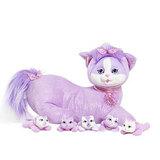 Kitty Surprise Plush - Iris