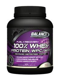 Balance 100% Whey Protein - Vanilla (1.5kg)