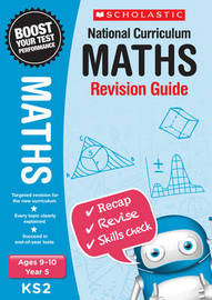 Maths Revision Guide - Year 5 by Paul Hollin