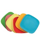 General Eclectic Bamboo Plates 6 Piece Set