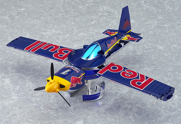 Red Bull: Air Race Transforming Plane