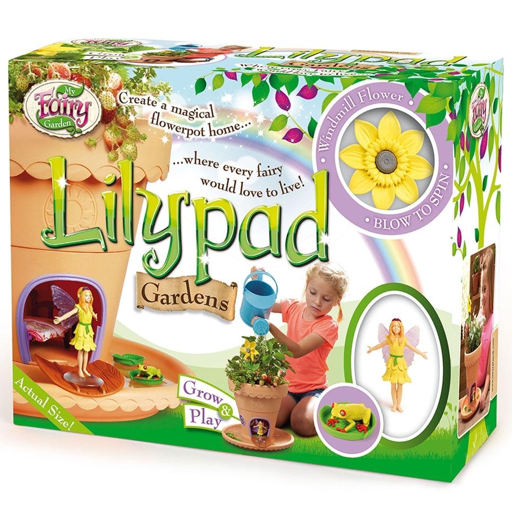 My Fairy Garden - Lily Pad Garden image