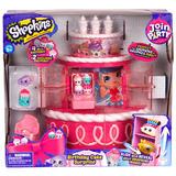 Shopkins: Season 7 - Birthday Cake Surprise Party Playset