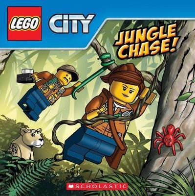 Jungle Chase! (Lego City) by Ace Landers image