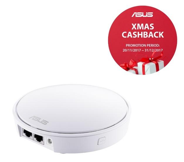 ASUS Lyra Mesh Wi-Fi System - 3 Pack