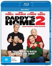 Daddy's Home 2 on Blu-ray