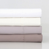 Bambury King 1000 Thread Count Cotton Rich Sheet Set (Mocha) image