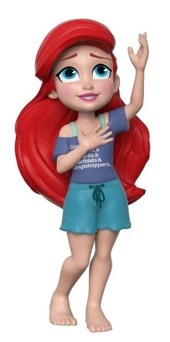 Disney - Comfy Ariel Rock Candy Vinyl Figure
