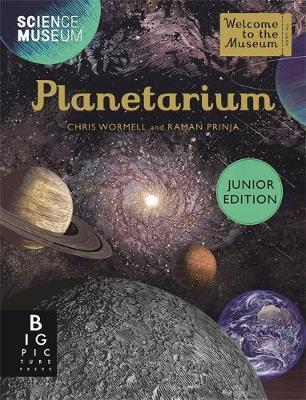 Planetarium Junior Edition by Raman Prinja