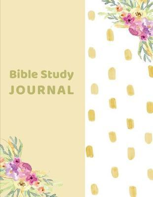 Bible Study Journal by Divine Venture Publishing