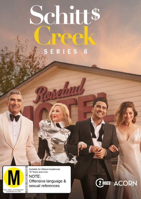 Schitt's Creek - Series 6 on DVD