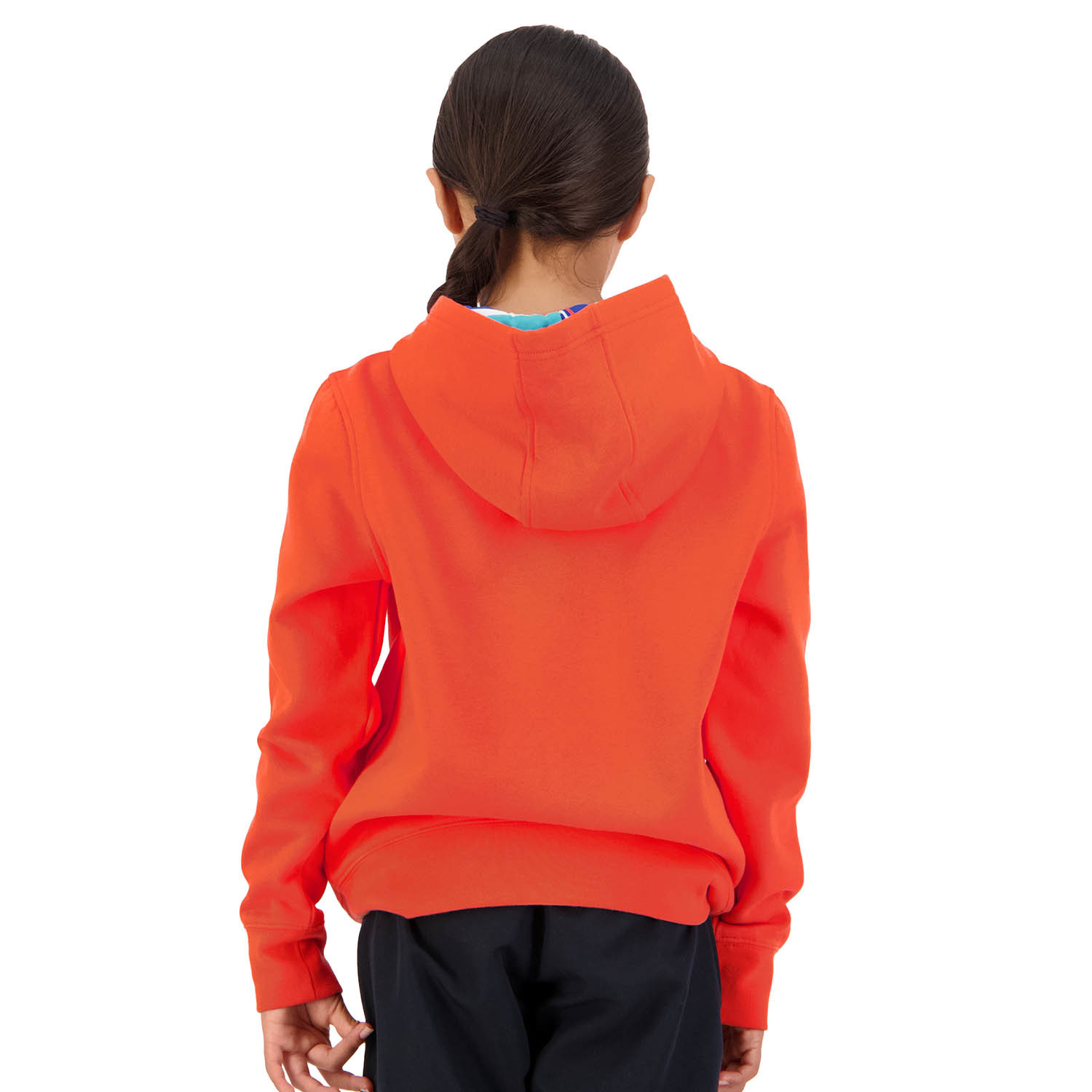 Girls Uglies Hoody - Hot Coral (Size 10) image
