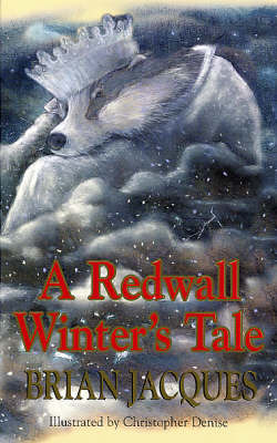 A Redwall Winter's Tale by Brian Jacques image