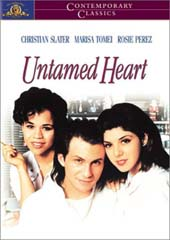 Untamed Heart on DVD