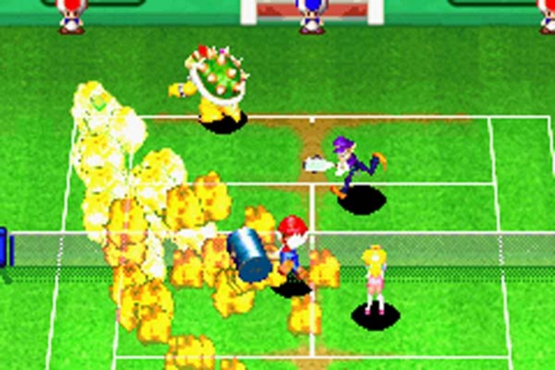 Mario Tennis Power Tour for GBA image