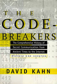 The Codebreakers by David Kahn image