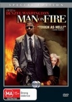 Man On Fire - Special Edition on DVD