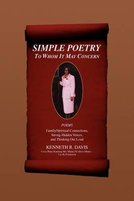 Simple Poetry by Kenneth R. Davis