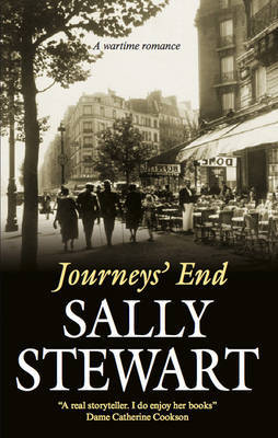 Journey's End by Sally Stewart image