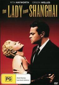 Rita Hayworth - Lady From Shanghai on DVD