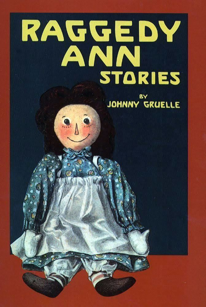 Raggedy Ann Stories by Johnny Gruelle image