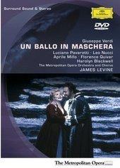 Verdi: Un ballo in maschera on DVD