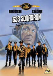 633 Squadron on DVD