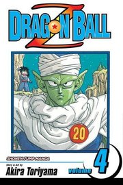 Dragon Ball Z, Vol. 4 by Akira Toriyama