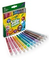 Crayola: Silly Scents - Mini Twistable Crayons (12-Pack)