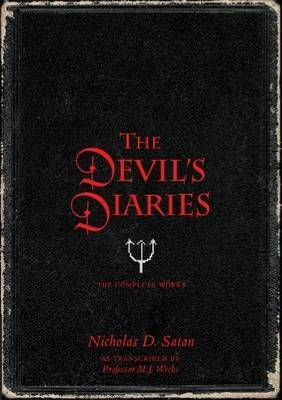 The Devil's Diaries by Nicholas D. Satan image