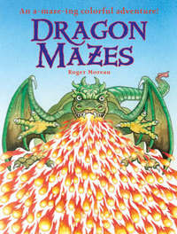 Dragon Mazes by Roger Moreau